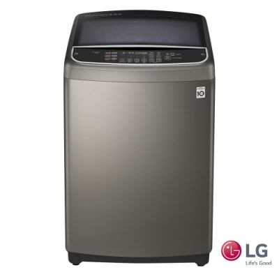LG樂金 17公斤 第3代DD直立式變頻洗衣機  WT-D179VG 不鏽鋼銀
