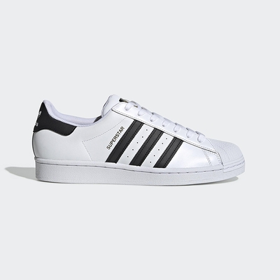 adidas_中性_休閒鞋_金標_SUPERSTAR_EG4958_百搭_小白鞋