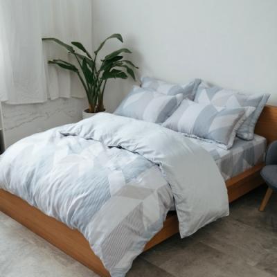 梵蒂尼Famttini-40天絲單人床包雙人被套組-小步舞曲