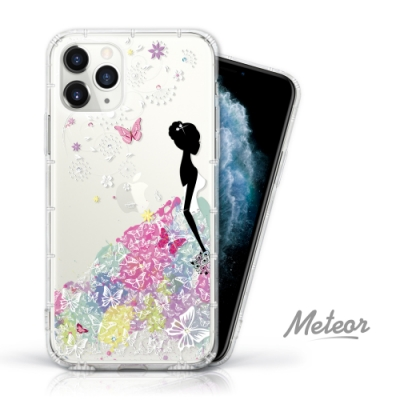 Meteor iPhone 11 Pro 奧地利水鑽殼 - 花嫁