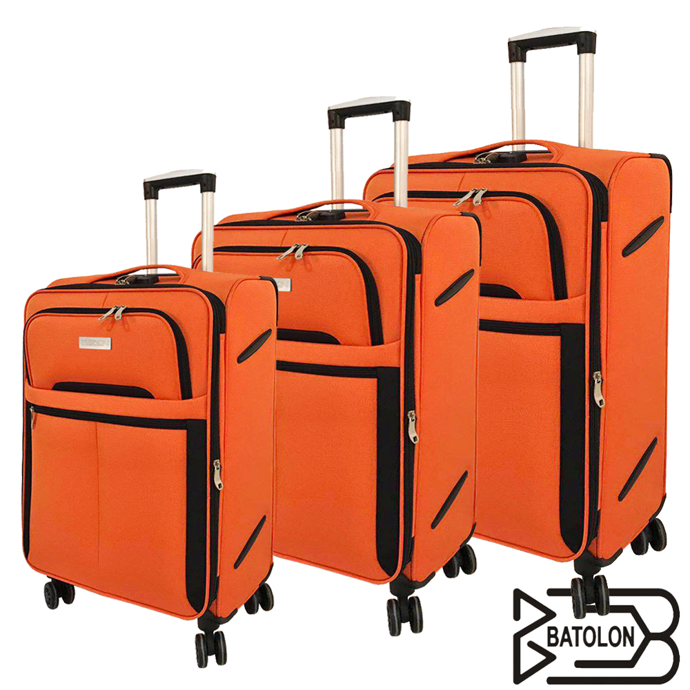 Batolon 寶龍  20+24+28吋 皇家風範四輪商務箱/旅行箱/行李箱
