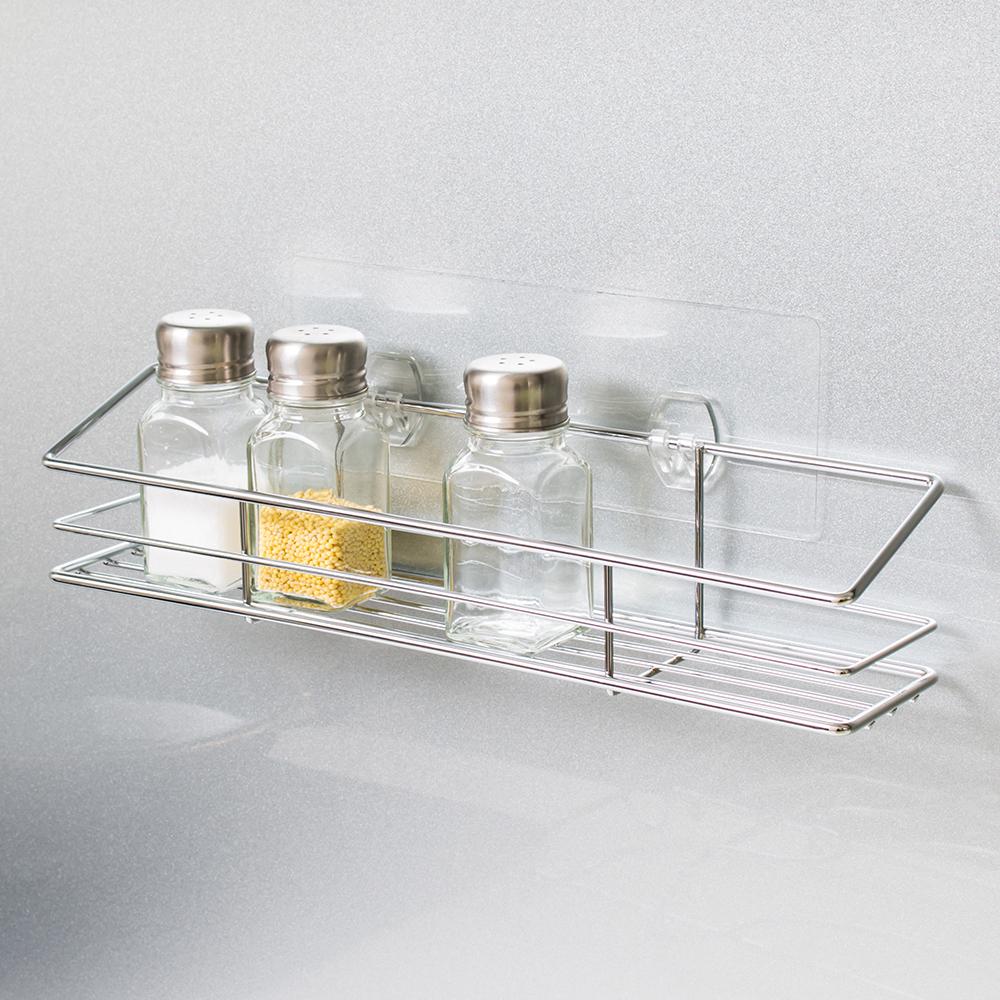 樂嫚妮 調味瓶罐架/無痕收納置物架