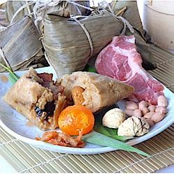 南門市場立家 南部台灣粽(5入)
