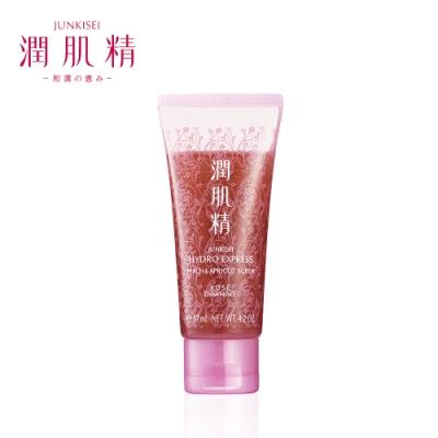 【官方直營】KOSE 高絲 涵萃潤肌精 蜜桃溫感去角質凝膠120g