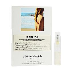 Maison Margiela Replica 海灘漫步 女性淡香水 針管小香 1.2ml