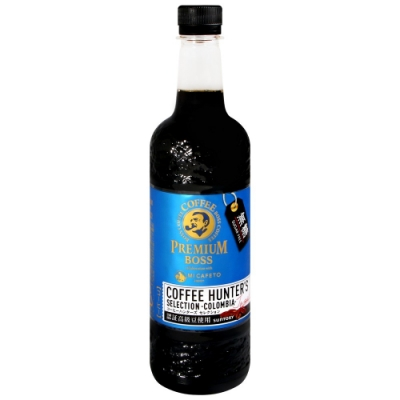 SUNTORY BOSS咖啡-Black(750ml)