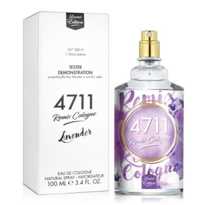 No.4711 Lavender經典薰衣草古龍水100ml-Tester