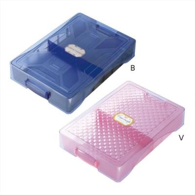 SONIC 可攜式文件盒 -粉紅 GS-1392