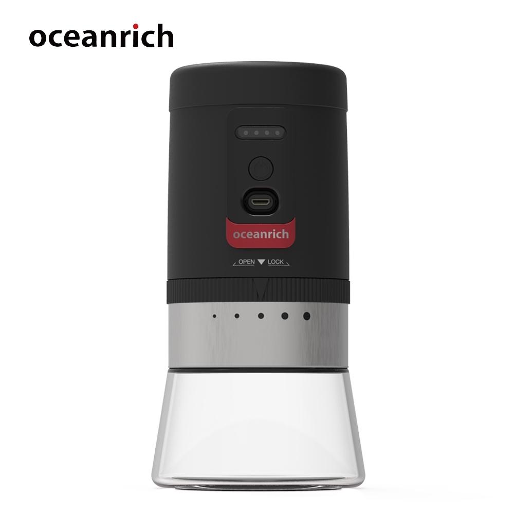 【Oceanrich】便攜磨豆機‧完整慢磨神器G1