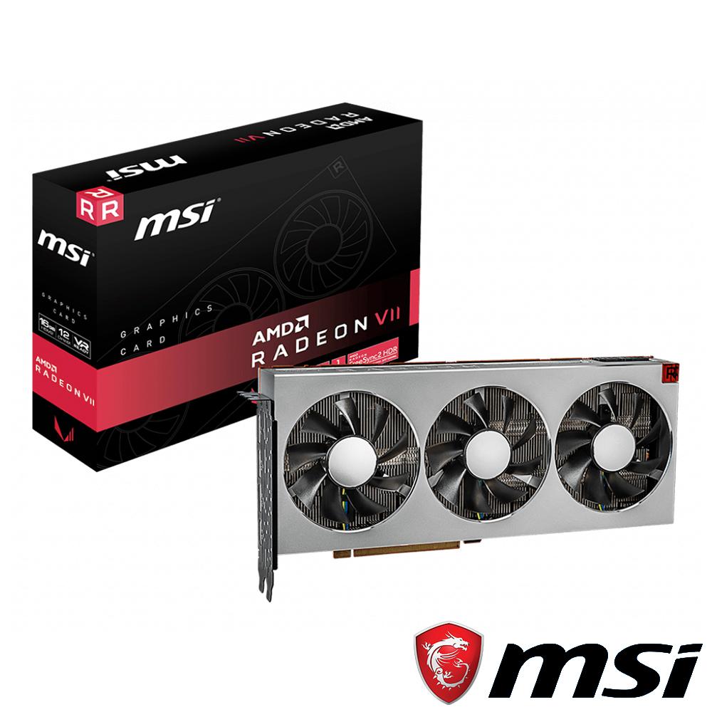 MSI微星 Radeon VII 16G 顯示卡