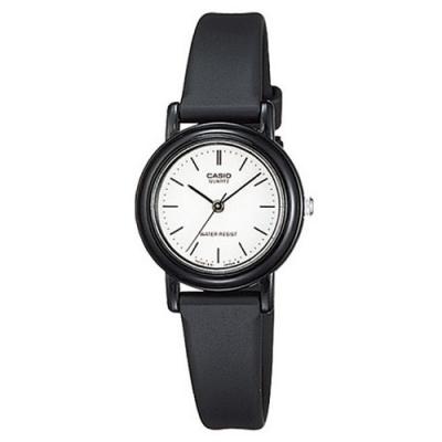 CASIO 簡單實用小錶面指針錶-白面x點時刻(LQ-139BMV-7E)