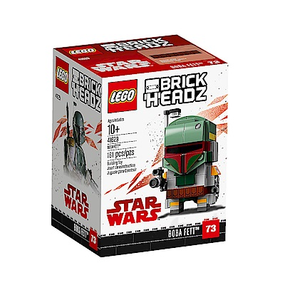 樂高LEGO 積木人偶系列 - LT41629 波巴·費特