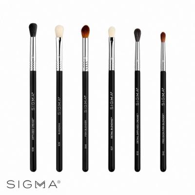 Sigma 終極眼影暈染刷具六件組 Ultimate Blending Brush Set