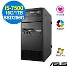 ASUS ESC500 G4 i5-7500/16GB/SSD256G+1TB/W7P