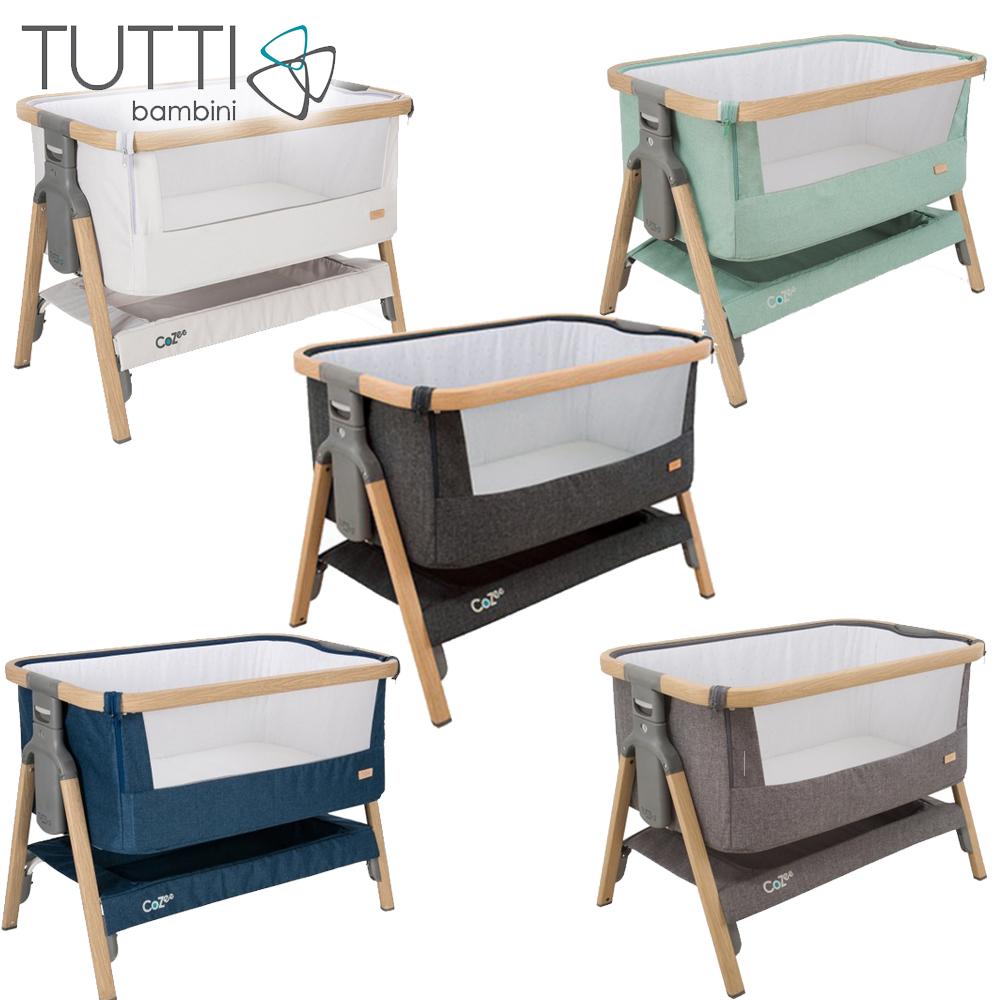 英國《TUTTI》CoZee秒收親子嬰兒床