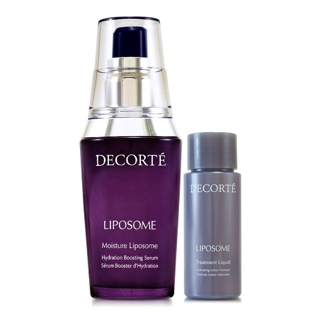 *COSME DECORTE黛珂 保濕美容液60ml贈超微脂修護源露30ml (無盒版)