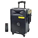 EAGLE藍芽功能拉桿式行動音箱/擴大機/教學機 ELS-178UB