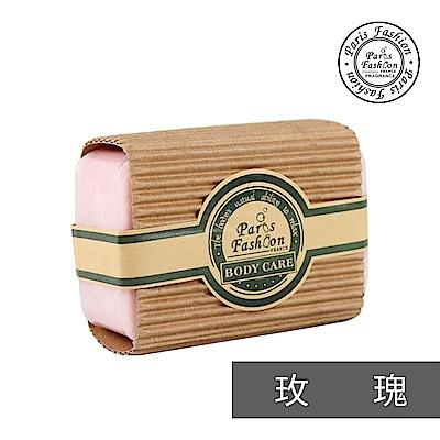 Paris fragrance 巴黎香氛-玫瑰精油手工皂150g