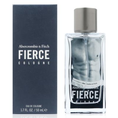 Abercrombie & Fitch FIERCE 肌肉男 男性古龍水 50ml