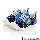 TOPUONE 輕量透氣減壓防滑室內外休閒童鞋-藍