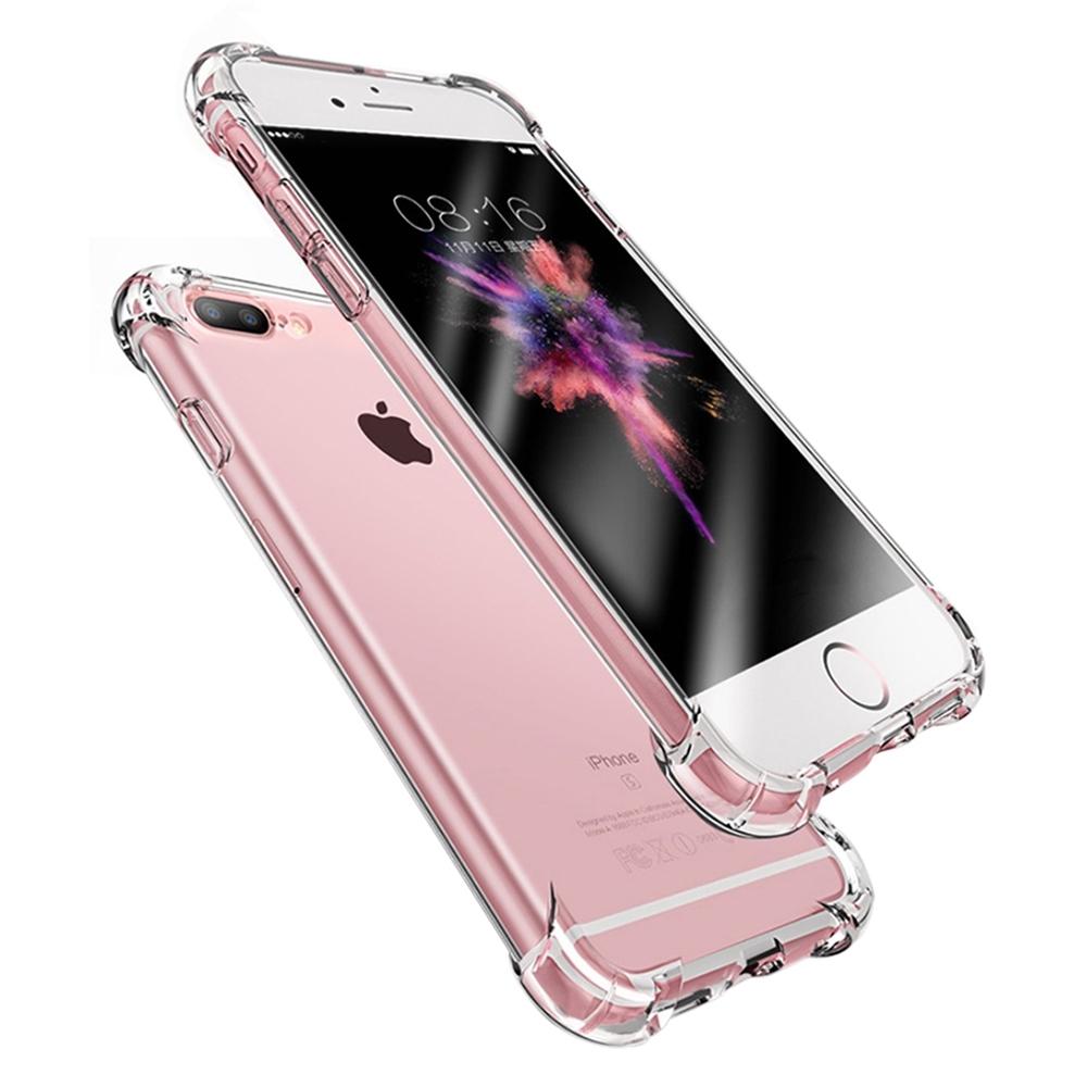 iPhone 7 8 Plus 透明 防摔防撞 四角氣囊 手機殼 ( iPhone7PLUS手機殼 7PLUS手機殼 iPhone8PLUS手機殼 8PLUS手機殼 )