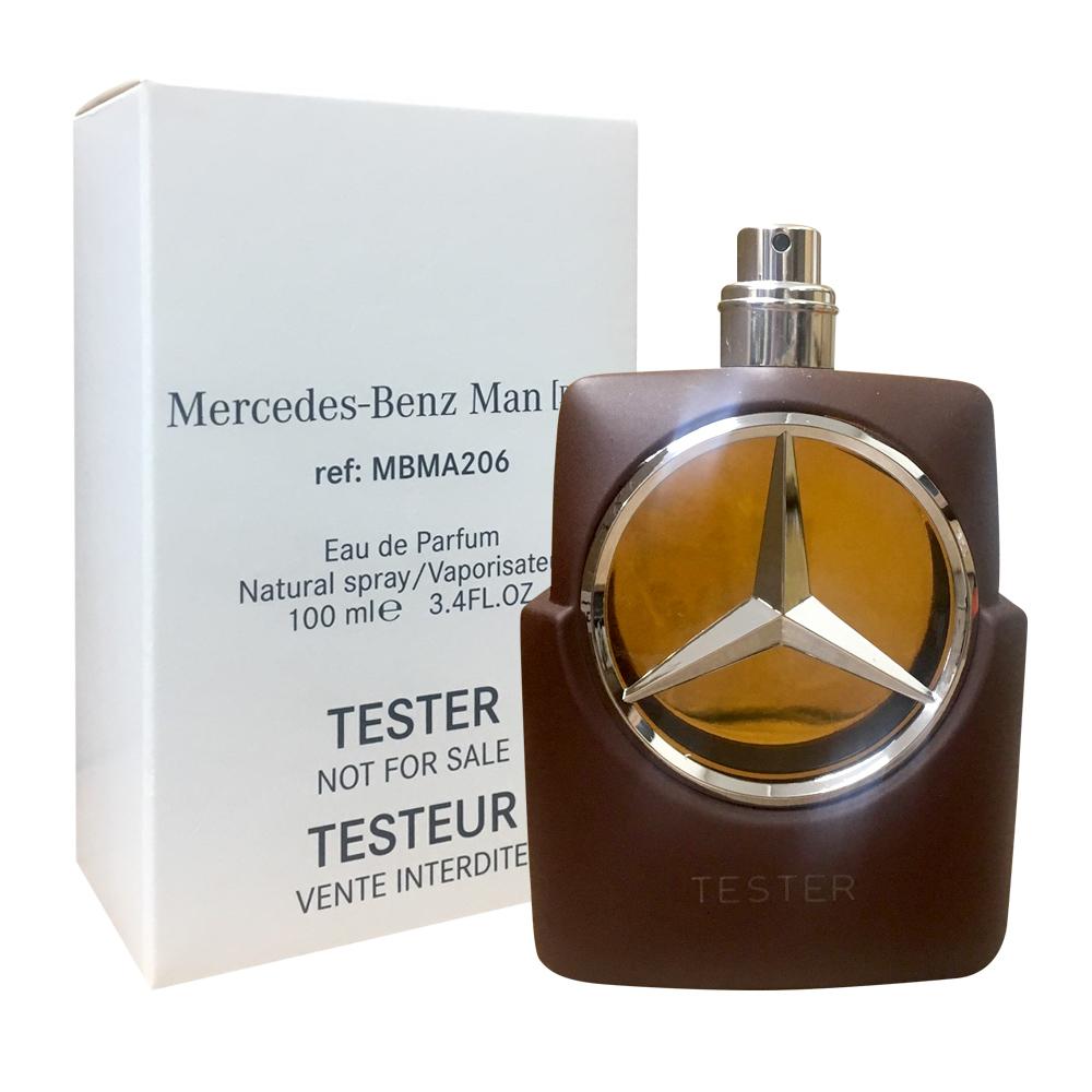 Mercedes Benz 私人訂製版男性淡香精100ml tester
