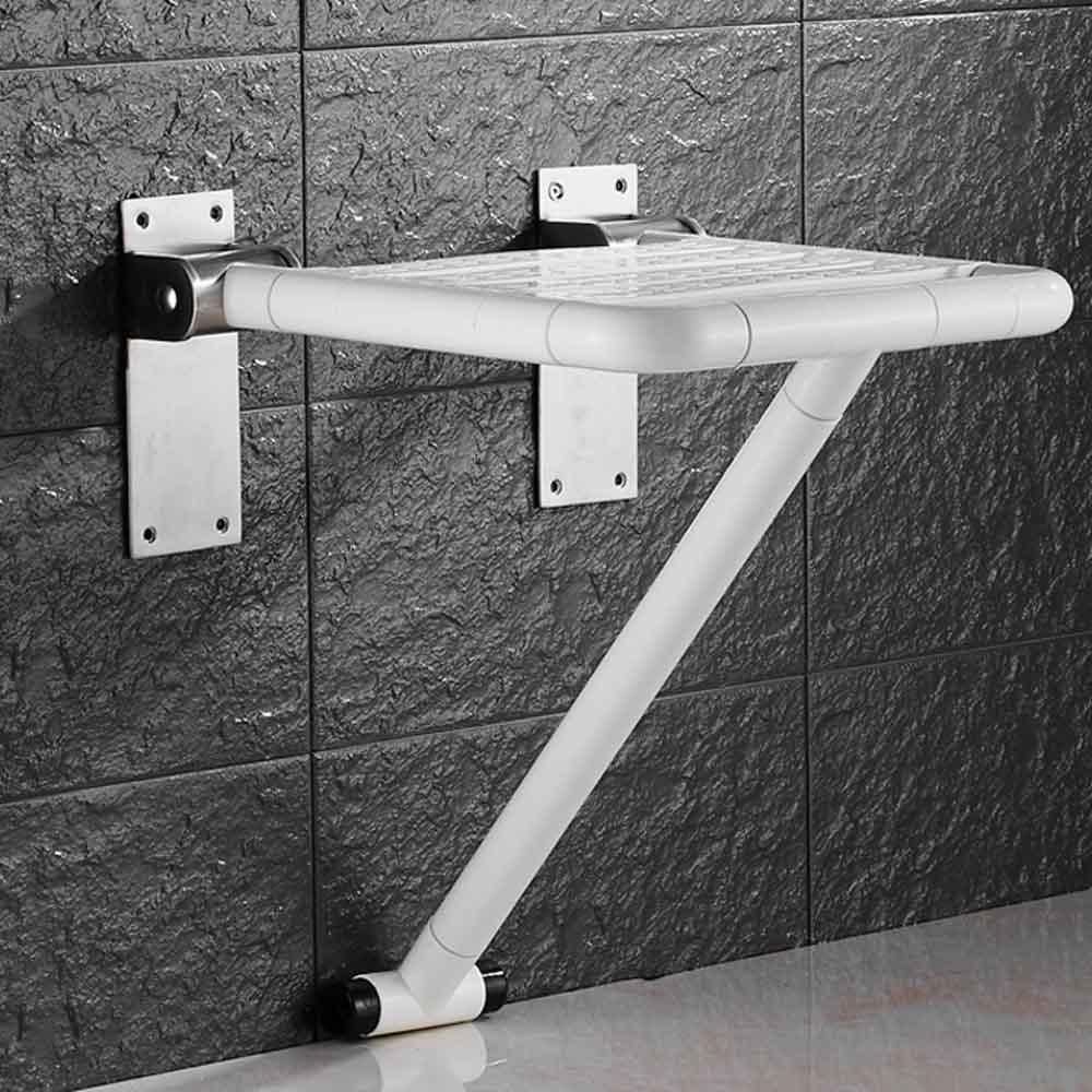 防滑高承重浴室折疊椅帶腳/安全坐椅/壁椅