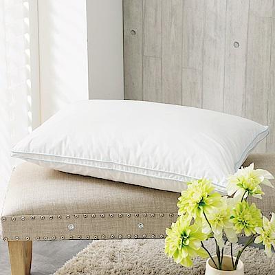 鴻宇 美國棉授權 英格蘭羽絨枕2入