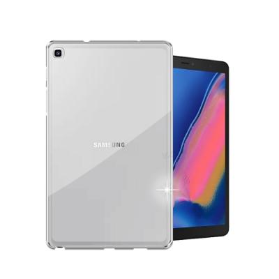 VXTRA 三星 Samsung Galaxy Tab A 8.0吋 2019 清透磨砂質感 TPU保護軟套 P200 P205