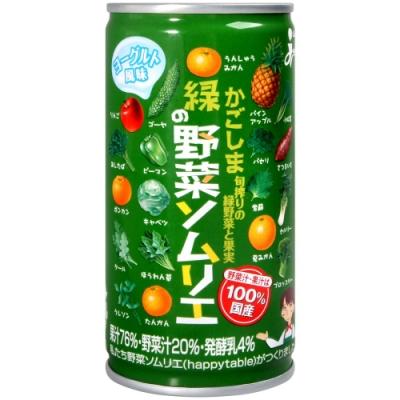 Juicy 綠野菜果汁(190g)