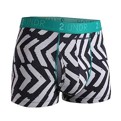 2UNDR莫代爾吸排四角內褲(3吋)- TIKI