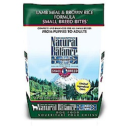 Natural Balance 低敏羊肉糙米全犬配方 4.5磅