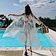 AH-dream夢想女孩-比基尼外搭罩衫