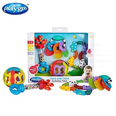 【任選】澳洲Playgro-魔法派對禮盒組