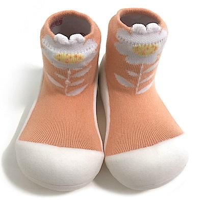 韓國Attipas 快樂學步鞋A19FP-粉菊小花