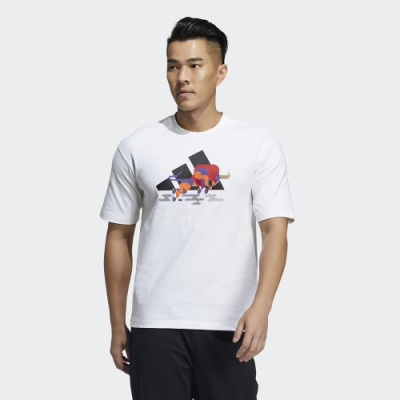adidas CNY 短袖上衣 男 GP1835