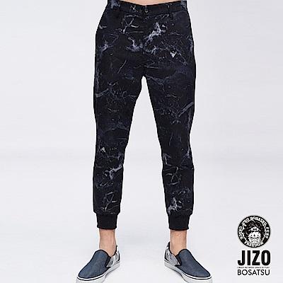 地藏小王 BLUE WAY 擅變我型系列-變色龍透濕透氣西裝運動褲