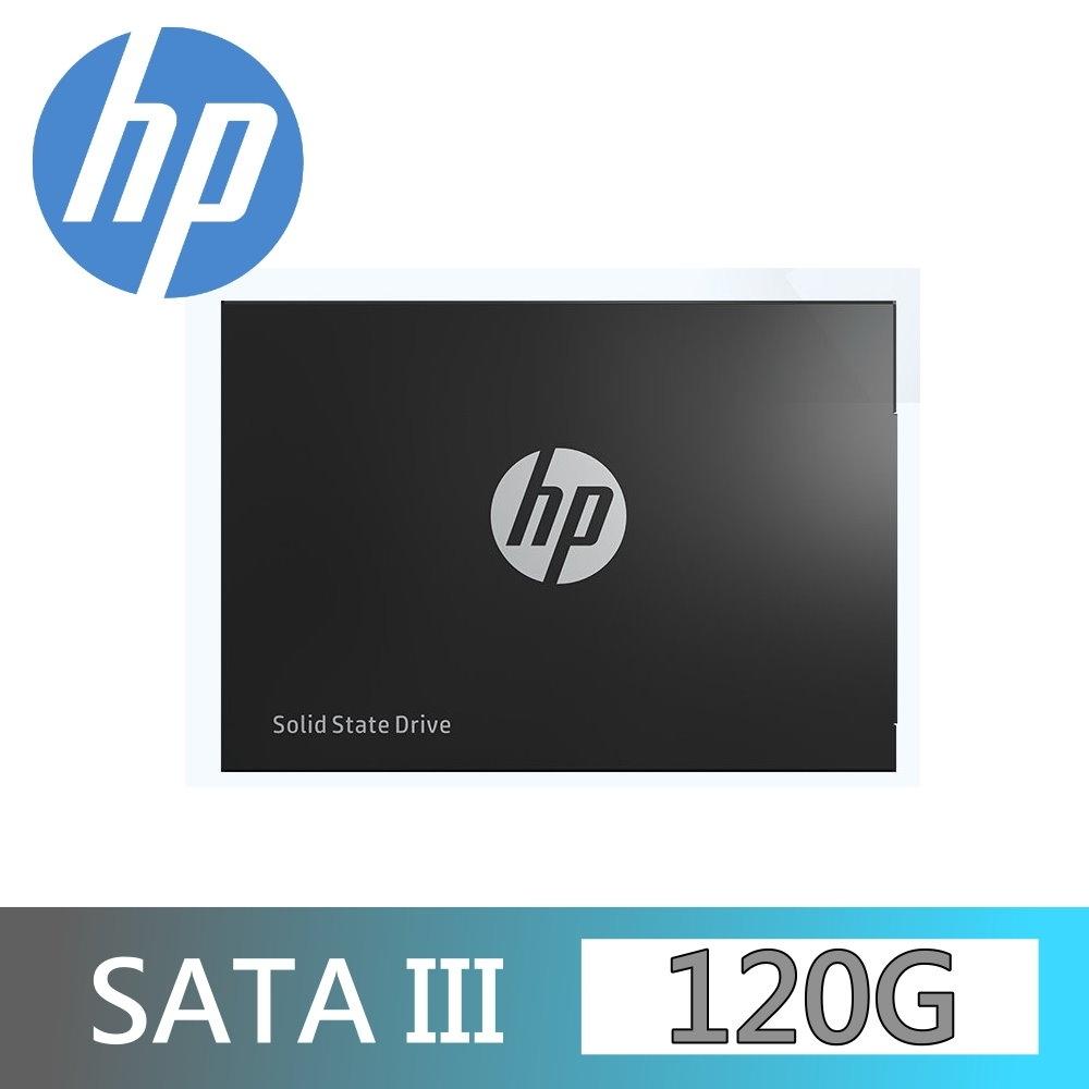 "HP 惠普 S700 120G SATA3 2.5"" SSD 固態硬碟"