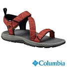 Columbia 哥倫比亞 男款-涼鞋 -紅色  UBM45300RD