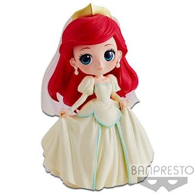 任選Banpresto 迪士尼 美人魚婚紗A(一般色)14cm BD35516
