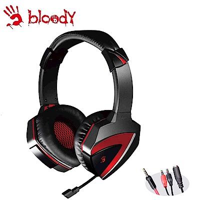 【A4 bloody】身歷聲遊戲耳麥-G500