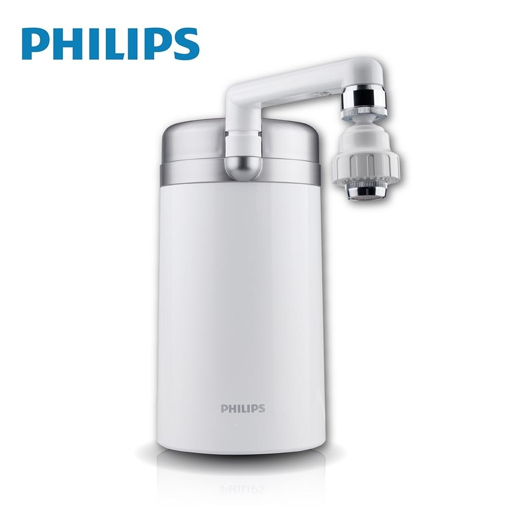 (下單登記送500起)PHILIPS 飛利浦 超濾櫥上型淨水器 WP3887