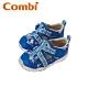 日本Combi童鞋 活力迷彩幼兒機能涼鞋-天空藍 product thumbnail 1