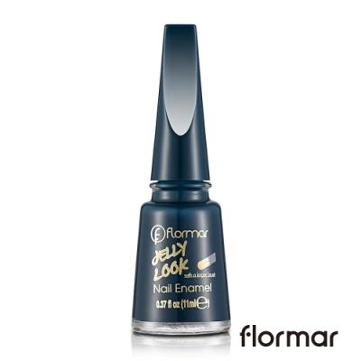 法國 Flormar-JELLY LOOK指甲油#JL49來自海洋的你