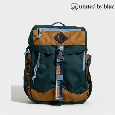 United by Blue 814-055 9L Sidekick 防潑水後背包 / 深綠駝色