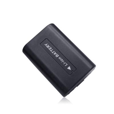 WELLY SONY NP-FH50/DB-FH50 高容量防爆相機鋰電池