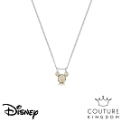Disney Jewellery by Couture Kingdom 經典米奇橄欖綠水晶項鍊