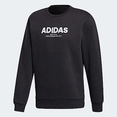 adidas Essentials 大學T 男款
