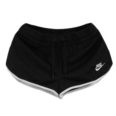 NIKE 女 W NSW HRTG SHORT MESH 運動短褲