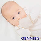 Gennies奇妮-原棉寶寶手套2雙入(BE59)
